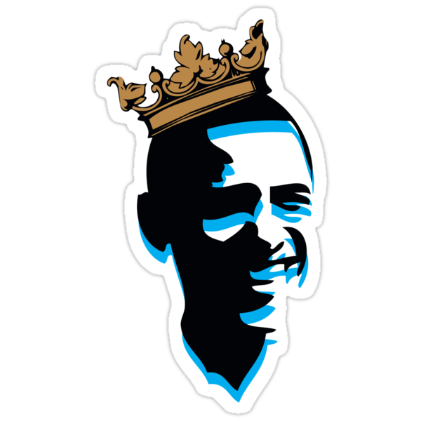 OBAMA CROWN by Stanley Lambert