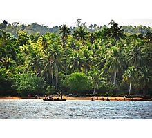 Indonesian Beach Photographic Print