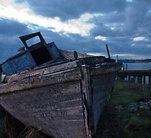 Retired Boat IV by Appel