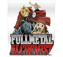 Full Metal Alchemist 3 Poster