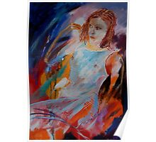 Young girl 579010 Poster