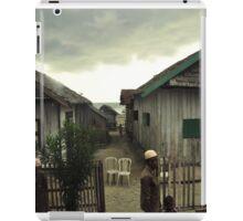 Indonesian Houses iPad Case/Skin