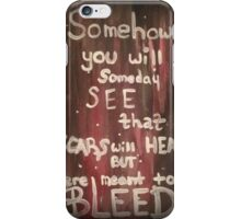 Advice  iPhone Case/Skin