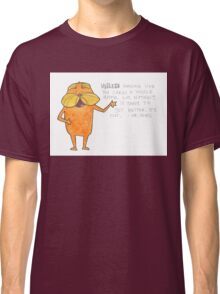 The Lorax Watercolor Classic T-Shirt