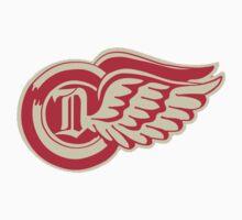 Detroit Red Wings 3 by gomarlee