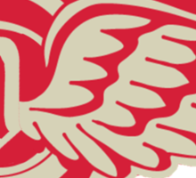 Detroit Red Wings 3 Sticker