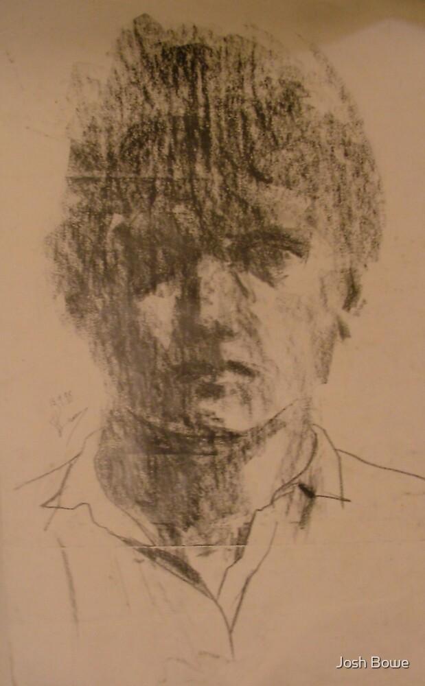 Self Portrait 4 by Josh Bowe