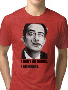 Salvador Dalí Tri-blend T-Shirt
