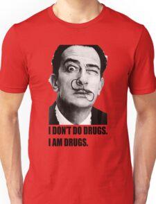 Salvador Dalí Unisex T-Shirt