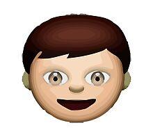 Boy Apple / WhatsApp Emoji by emoji