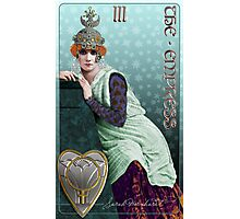 Tarot: The Empress (III) Photographic Print