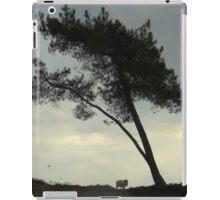 The Tree, and new born lambs iPad Case/Skin