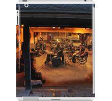 San Francisco Garage Rock iPad Case/Skin
