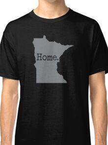 Minnesota Home MN Pride Classic T-Shirt