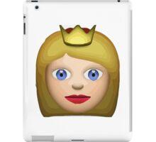 Princess Apple / WhatsApp Emoji iPad Case/Skin