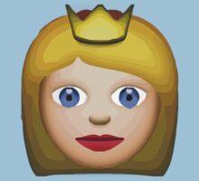 Princess Apple / WhatsApp Emoji Kids Clothes