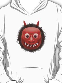 Japanese Ogre Apple / WhatsApp Emoji T-Shirt