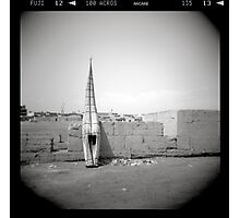 Caballito de Totora - Peru Photographic Print