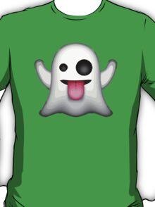 Ghost Apple / WhatsApp Emoji T-Shirt