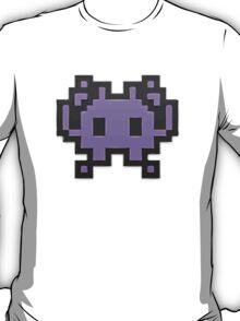 Alien Monster Apple / WhatsApp Emoji T-Shirt