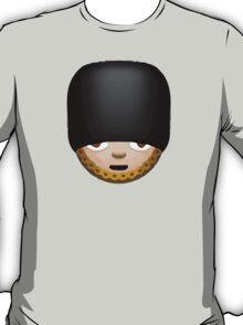 Guardsman Apple / WhatsApp Emoji T-Shirt