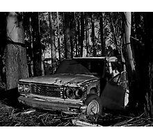 Metal Corpse Photographic Print