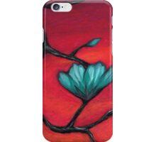 Crystalline Bloom at Sunset iPhone Case/Skin