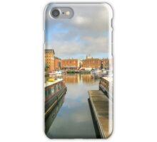 Gloucester Docks iPhone Case/Skin