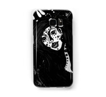 The Spiritual Catalyst B & W Samsung Galaxy Case/Skin