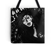 The Spiritual Catalyst B & W Tote Bag