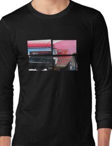 SKYLARK - Halftone Long Sleeve T-Shirt