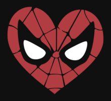Spider-Heart! Kids Clothes