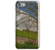 A Cotswold scene iPhone Case/Skin