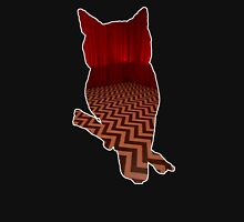 Owl (Twin Peaks) color Unisex T-Shirt