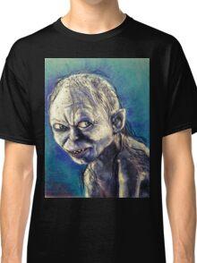Portrait of Gollum Classic T-Shirt