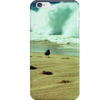 BEACH BLISS - Calmness in the Storm iPhone Case/Skin
