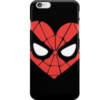 Spider-Heart! iPhone Case/Skin