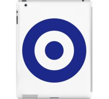 Hellenic Air Force - Roundel iPad Case/Skin