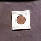 1828 Breen 1A Half cent U.S by Braydon