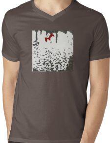 Liberated Soul Mens V-Neck T-Shirt