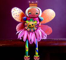 CHUNKIE Birthday Fairy by © Karin Taylor