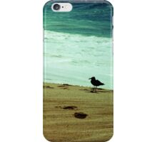 BEACH BLISS - Contemplate iPhone Case/Skin