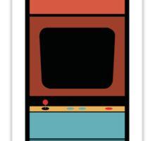 Arcade Fire Minimal Sticker