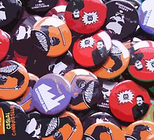 Button Badges by casualco