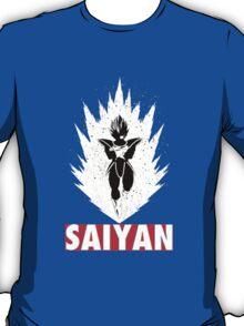 Dragon Ball Z Saiyan T shirt T-Shirt