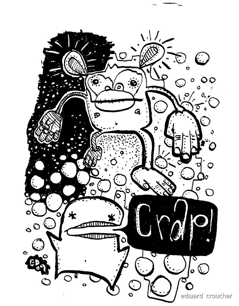monkey by edward  croucher