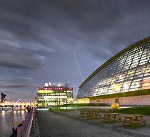 Metropolis by Andy Surridge