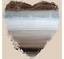 Hallucinating Reality - Abstract Heart II Photographic Print