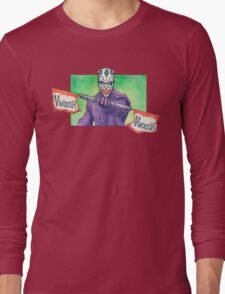The joker Maul Long Sleeve T-Shirt