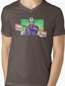 The joker Maul Mens V-Neck T-Shirt
